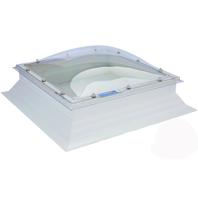 Dachgeschichten Therma Curb-Profile PVC-Skylight-Curb-Profile